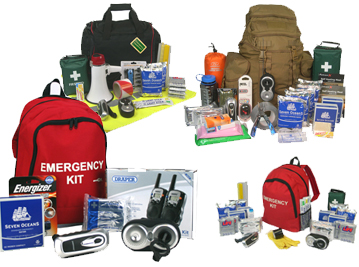 Standard and bespoke Emergency Kits for individuals, communities, businesses and organization in the UK and worldwide | SURVIVAL BAG UK from EVAQ8.co.uk the UK's Emergency Prepardness specialist